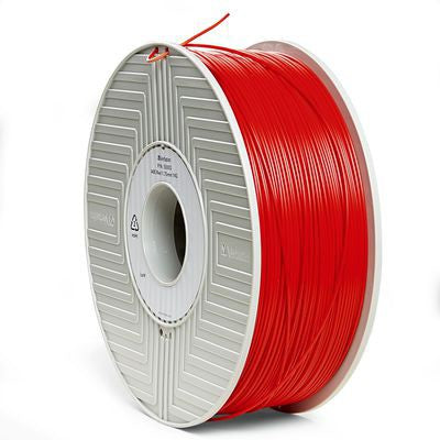 Verbatim ABS 1.75MM Red 1KG High Grade 3D Printer Filament
