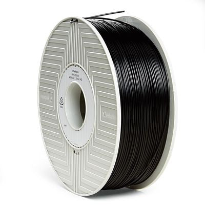Verbatim ABS 1.75MM Black 1KG High Grade 3D Printer Filament