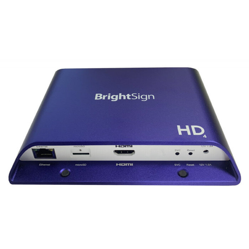 BrightSign HD224 Full HD Standard I/O HTML5 Media Player