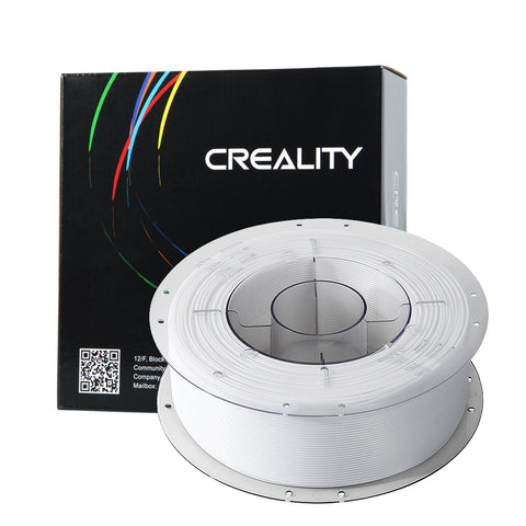 CREALITY 3D White 1.75mm PLA Filament High Quality 1KG for FDM 3D Printer