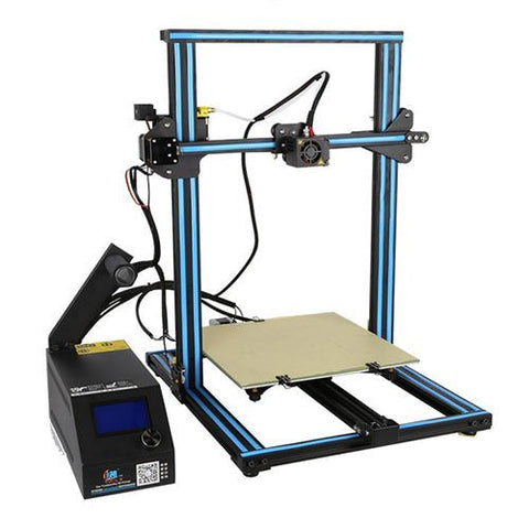 Creality CR-10S Dual Z Axis DIY 3D Printer Kit 300x300x400mm