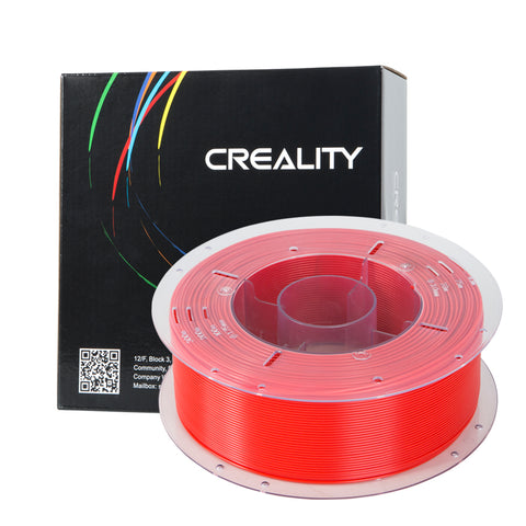 CREALITY 3D Red 1.75mm PLA Filament High Quality 1KG for FDM 3D Printer