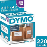 Dymo 30323 Shipping Label 54mm x 102m