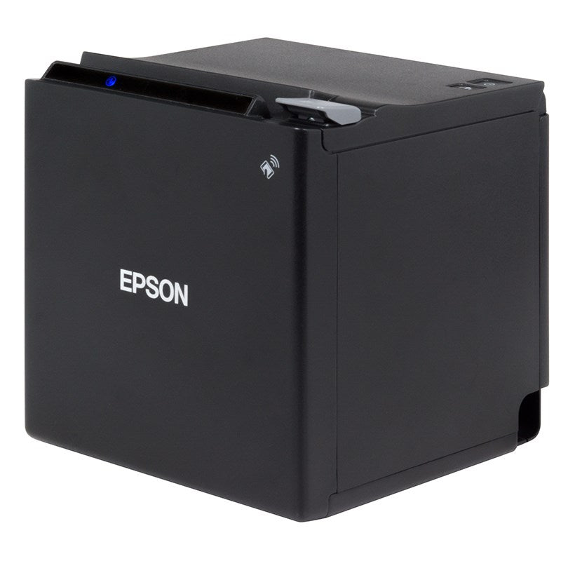 Epson TM-M30 USB and Ethernet Thermal Receipt Printer Black