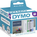 Dymo 99018 Small Lever Archive File Labels 190mm x 38mm