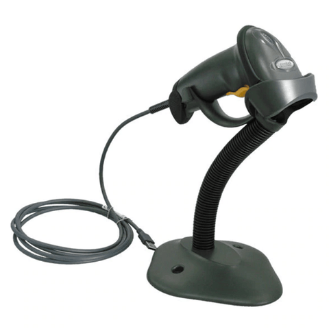 Zebra LS2208 1D Wired Barcode Scanner