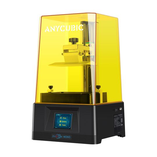Anycubic Photon Mono (High Resolution Mono LCD UV Resin 3D Printer 130x80x165mm)