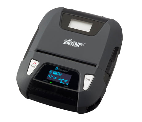 Star Micronics SM-L300 Portable Bluetooth Receipt Printer and Label Printer