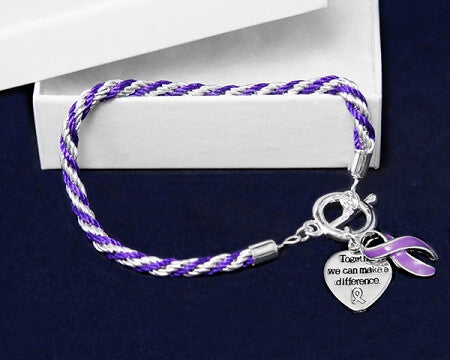 fibromyalgia-awareness-rope-style-bracelet