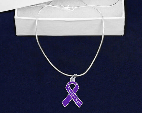 fibromyalgia-awareness-ribbon-necklace