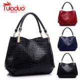 DUO Leather Handbag