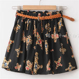 Boho Chic Skirt (no belt)