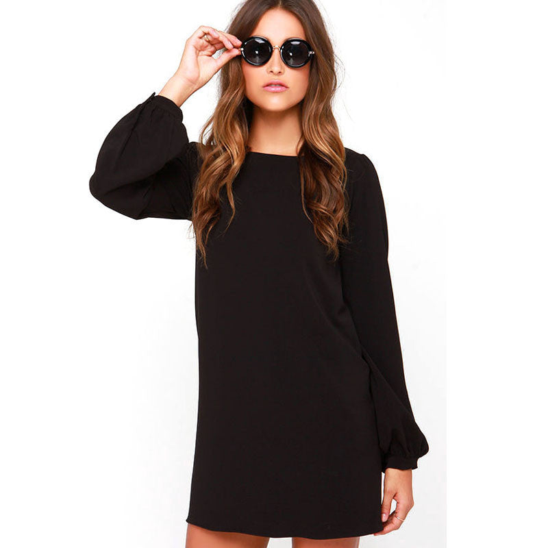 Long Sleeve Mini