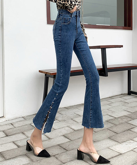 Betty Denim Pants (Non-Returnable)