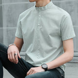 Jareid Round Neck Shirt (Non-Returnable)