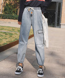 Christy Drawstring Pants (Non-Returnable)