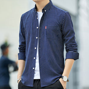 Alexander Stripe Shirt (Non-Returnable)