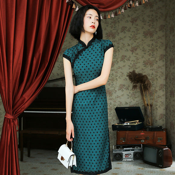 Pennie Cheongsam (Non-Returnable)