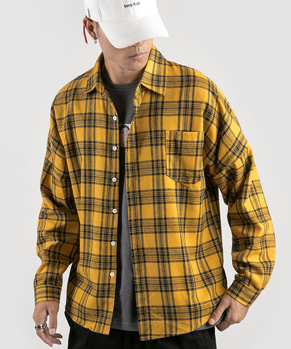 Kelvin Checkered Shirt