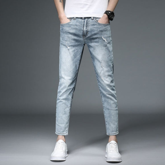 Ryker Ankle Length Jeans