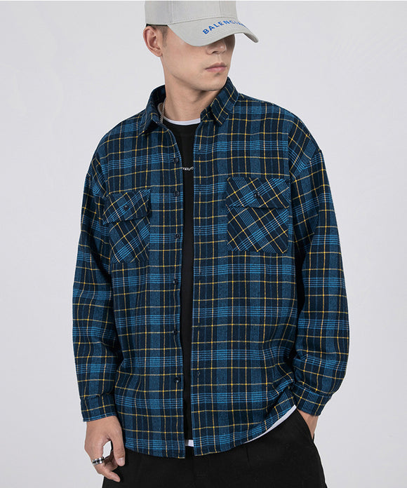 Winson Checkered Shirt