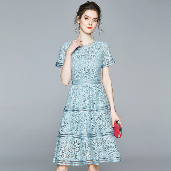 Janet Lace Dress