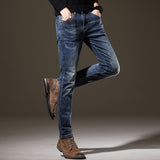 Elvin Slim Fit Jeans (Non-Returnable)