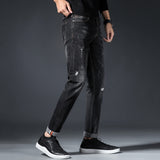 Axton Slim Fit Jeans (Non-Returnable)