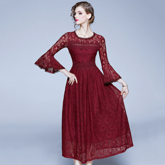 Kathryn Lace Dress