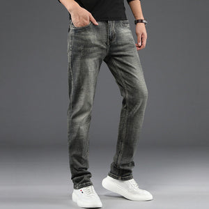 Gideon Slim Fit Jeans (Non-Returnable)