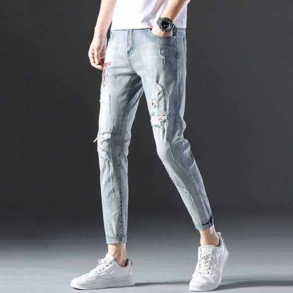 Maddox Slim Fit Jean (Non-Returnable)
