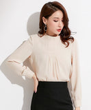 Everly Chiffon Top (Non-Returnable)