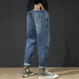 Leonard Ripped Harem Jeans (Non-Returnable)