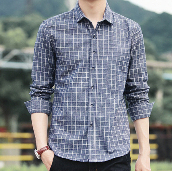 Egan Check Shirt