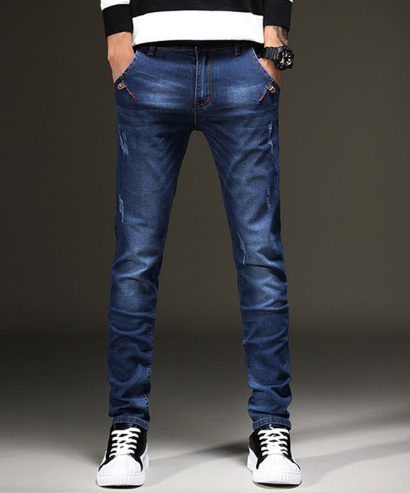 Haroun Slim Fit Jeans (Non-Returnable)