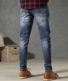 Easton Ripped Slim Fit Jeans (Non-Returnable)
