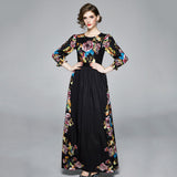 Jaclyn Maxi Dress