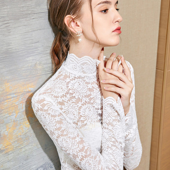 Aurora Lace Top