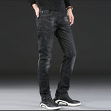Misael Slim Fit Jeans (Non-Returnable)