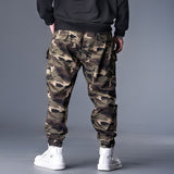 Dalton Drawstring Camo Pants (Non-Returnable)