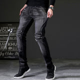 Mike Slim Fit Jeans (Non-Returnable)