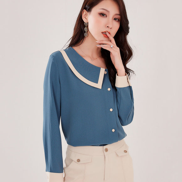 Lily Chiffon Top (Non-Returnable)