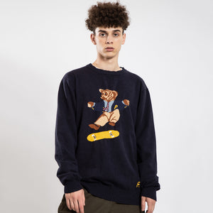 Teddy Sweatshirt (Non-Returnable)