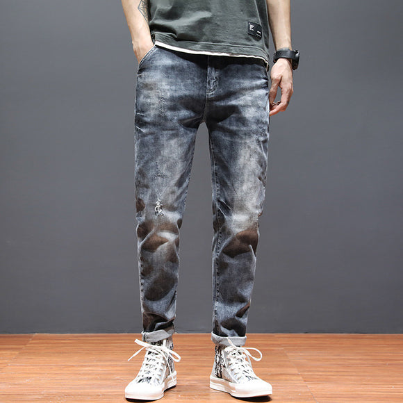 Aloysious Ripped Jeans