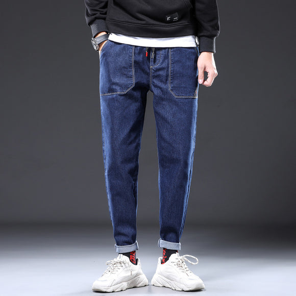 Gordon Drawstring Jeans