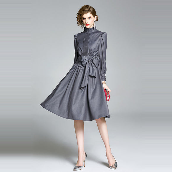 Odelia Bow Dress