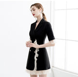 Fabrizia Button Dress