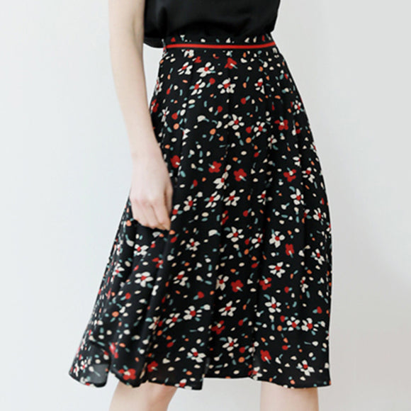 Bella Floral Skirt