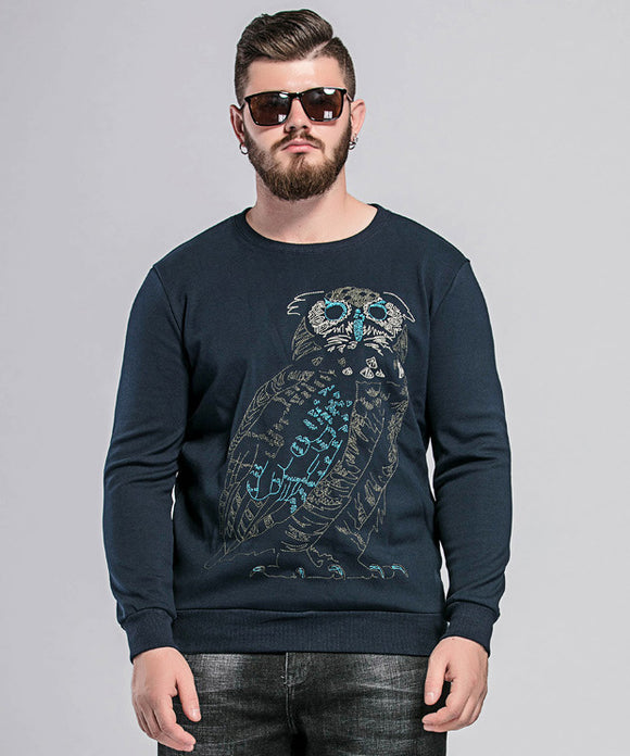 Hayden Printed Sweatshirt (Non-Returnable)
