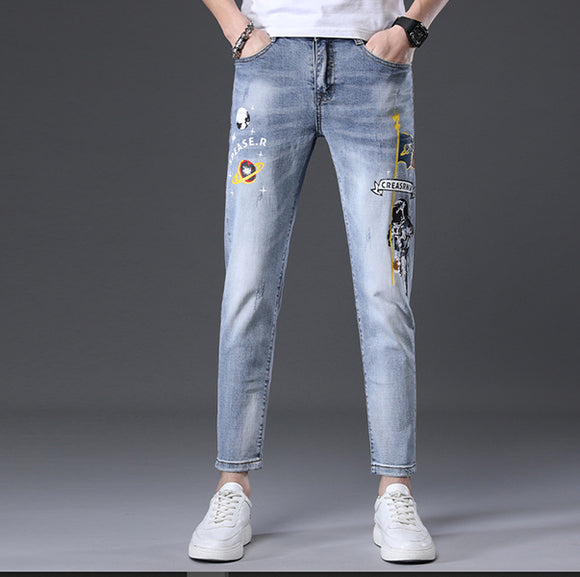 Damario Slim Fit Jeans